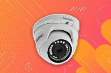 IP-камеры TRASSIR со встроенной видеоаналитикой уже в продаже