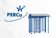 Полноростовые турникеты PERCo уже в продаже