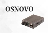 Медиаконвертеры OSNOVO уже в продаже