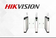 Турникеты Hikvision уже в продаже